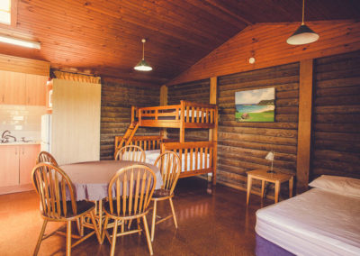 Treachery Cabin Interior